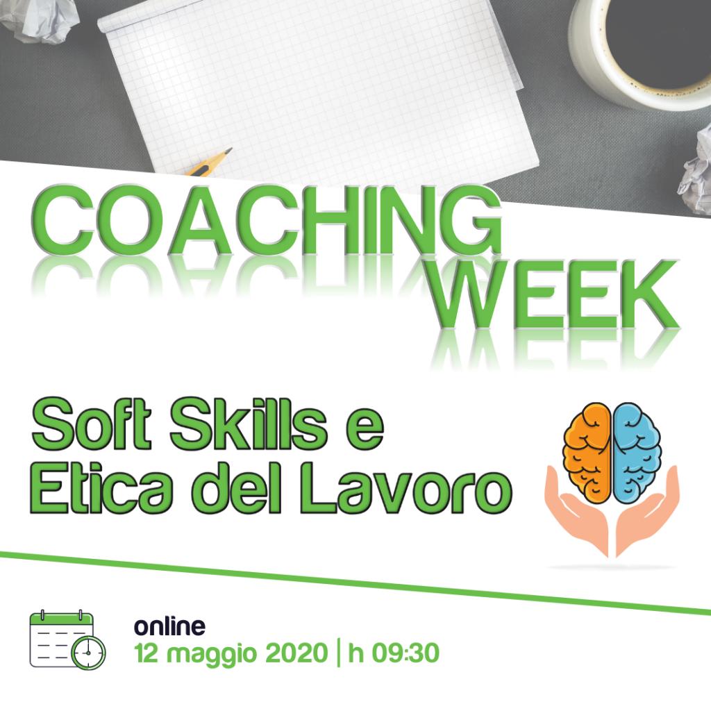 Coaching Week BdP | Soft Skills e Etica del Lavoro