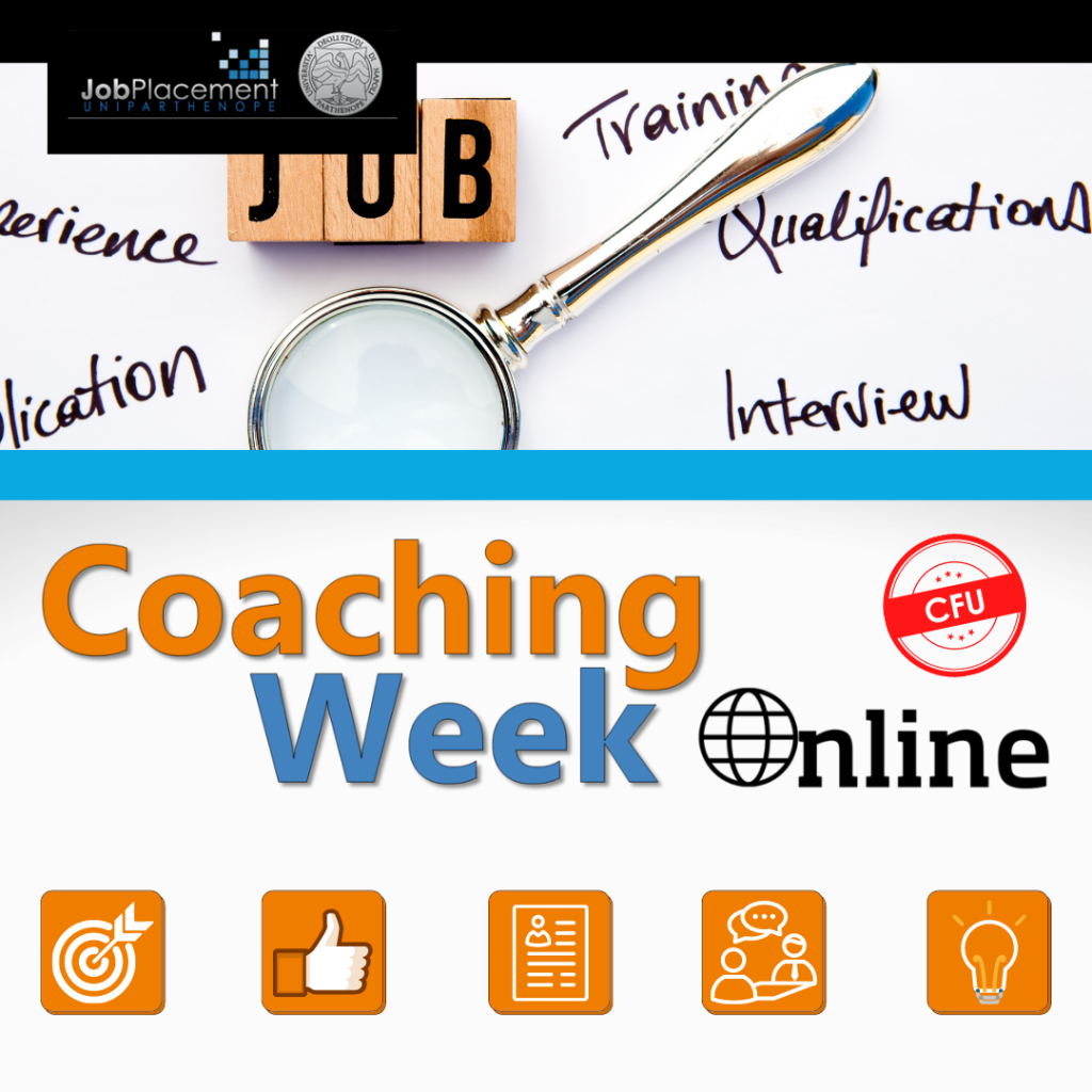 CareerHUB UniParthenope | Coaching Week