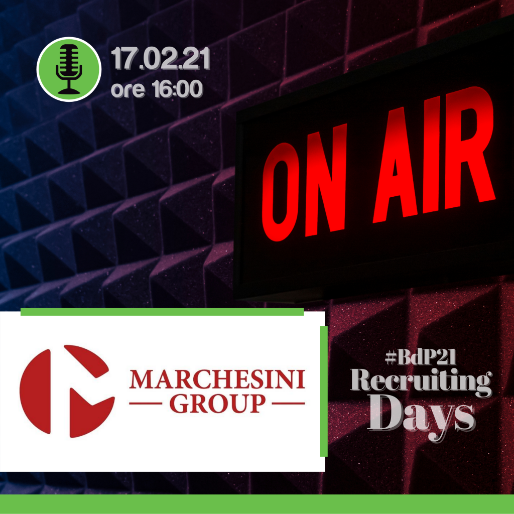 Recruiting Day   Marchesini Group