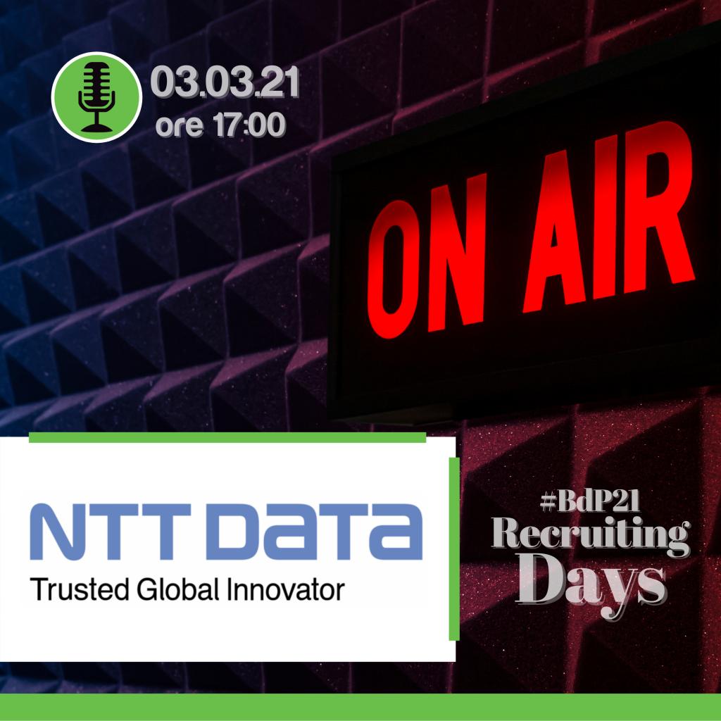 Recruiting Day | NTT Data