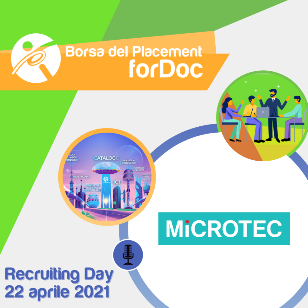 Recruiting Day forDoc | Microtec