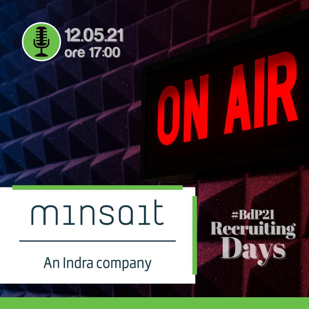 Recruiting Day | Minsait