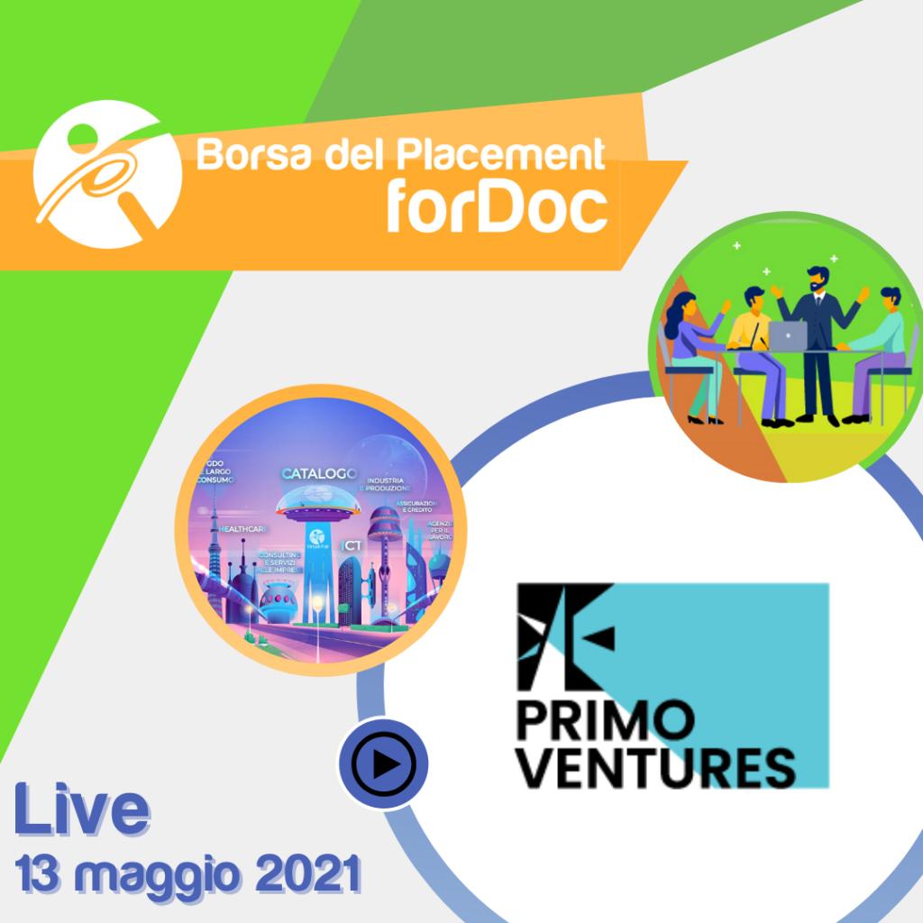 forDoc | Live | Primo Ventures
