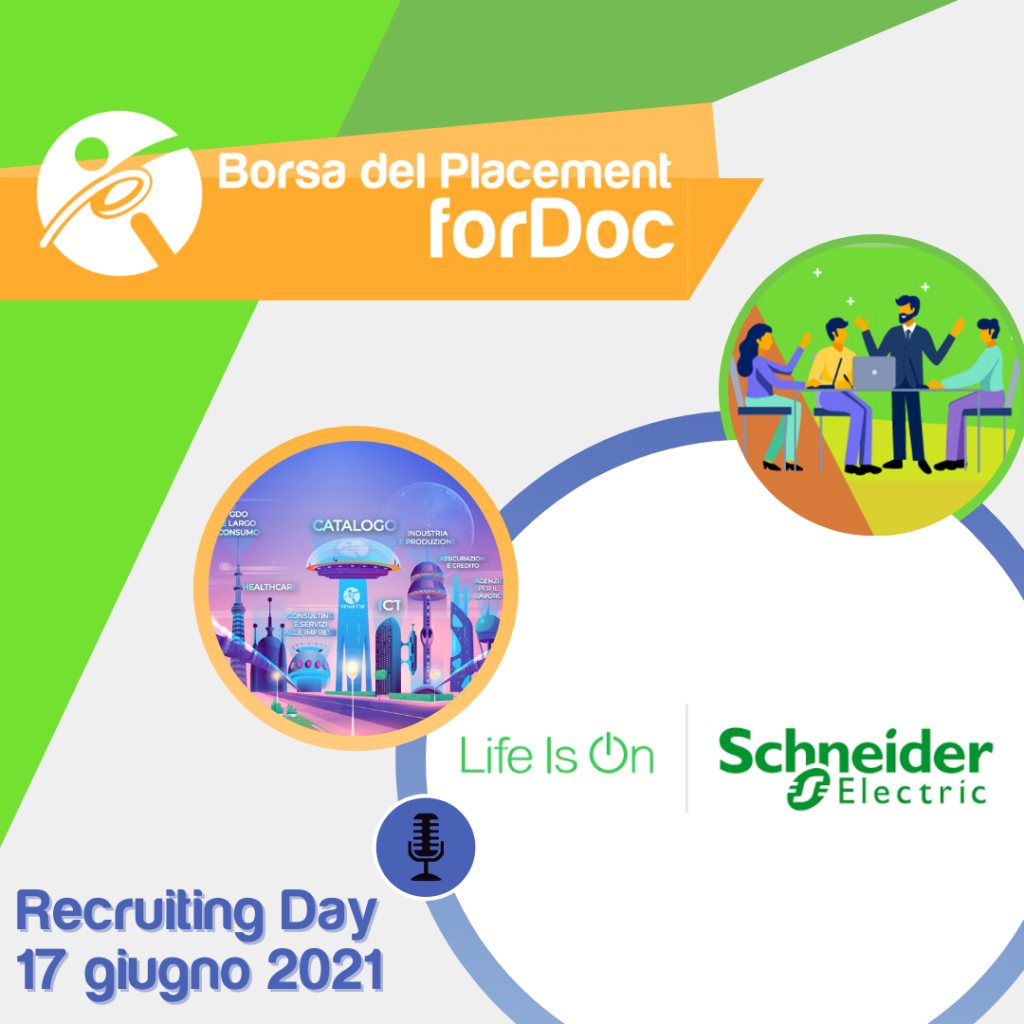 Recruiting Day forDoc | Schneider Electric