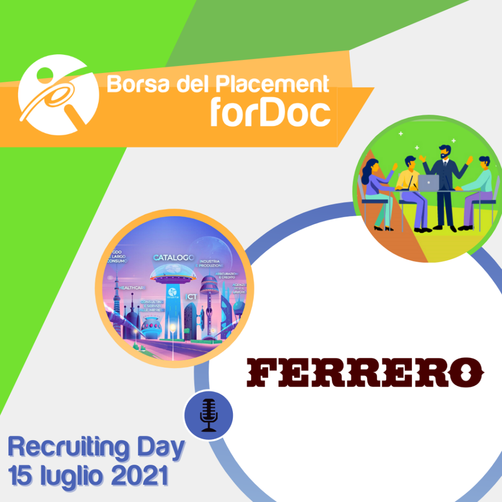 Recruiting Day forDoc | Ferrero