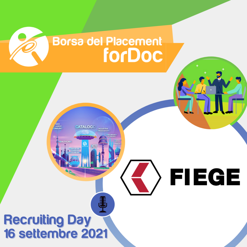 Recruiting Day forDoc | Fiege