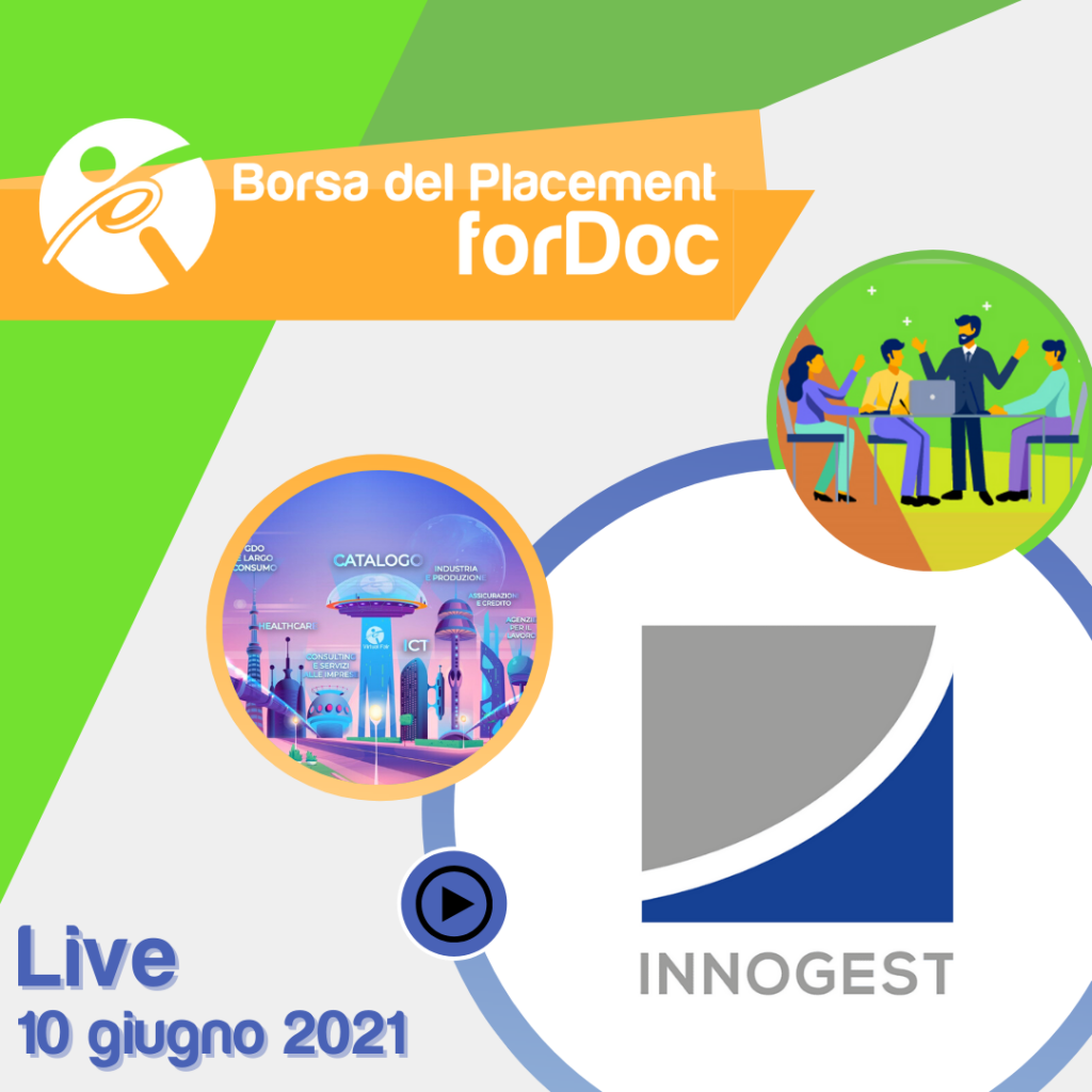 forDoc | Live | Innogest SGR