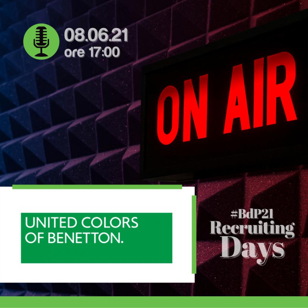 Recruiting Day | Benetton Group