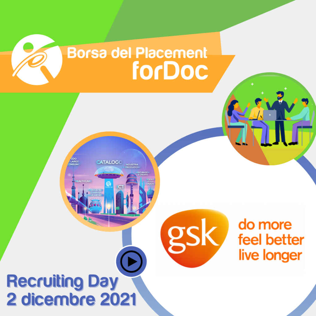 Recruiting Day forDoc | GSK