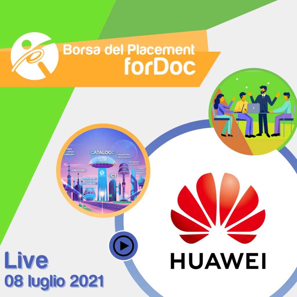 forDoc | Live | Huawei