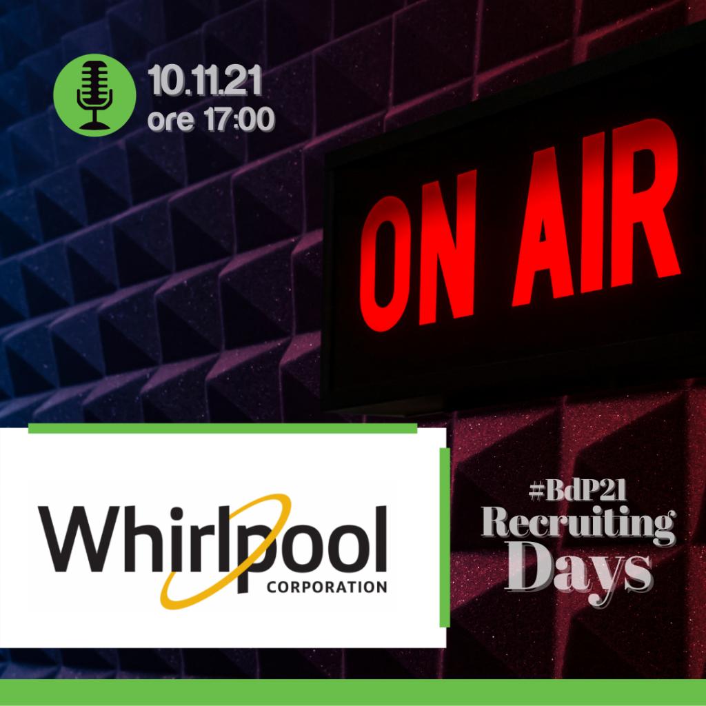 Recruiting Day | Whirlpool