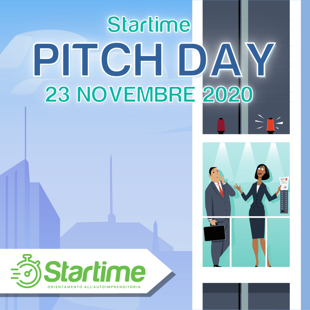 Pitch Day @Startime