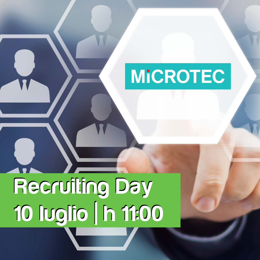 Recruiting Day | MICROTEC