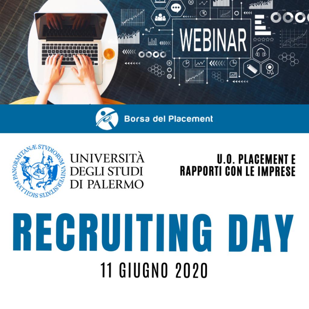 Recruiting Day | Università di Palermo