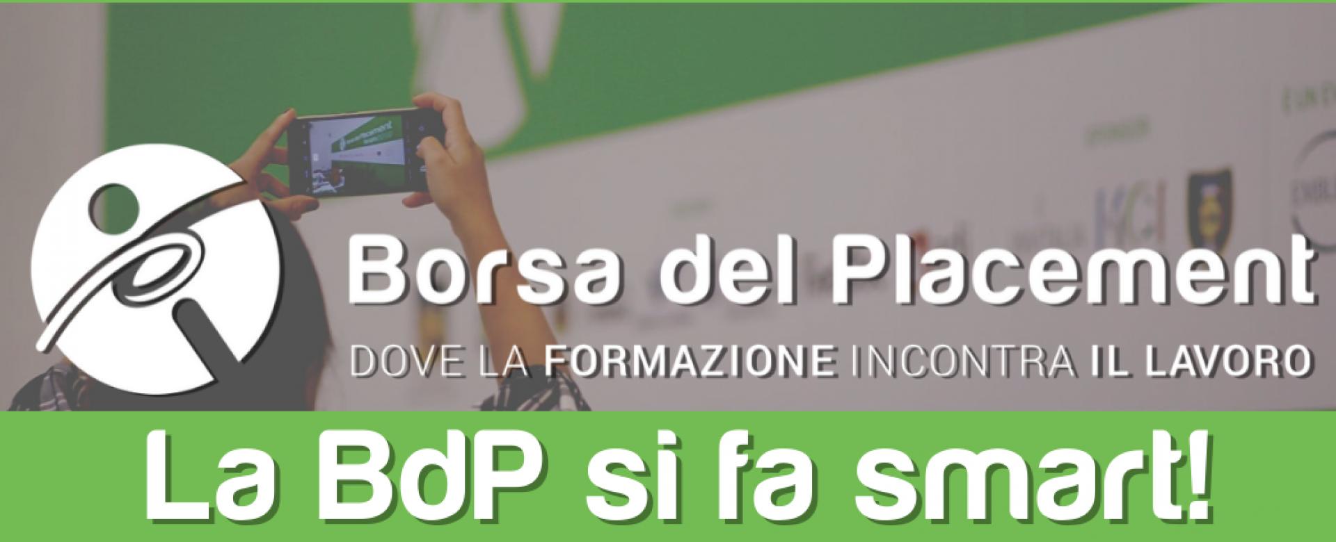 05.03.2020 - La Borsa del Placement si fa smart!