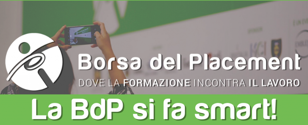 05.03.2020 - La Borsa del Placement si fa smart!