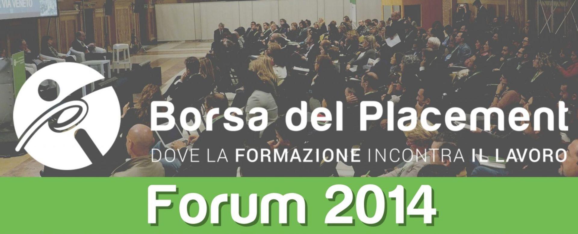 31.10.2014 - Borsa del Placement   VIII Forum