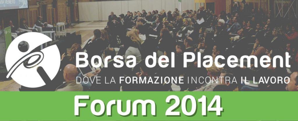 31.10.2014 - Borsa del Placement | VIII Forum
