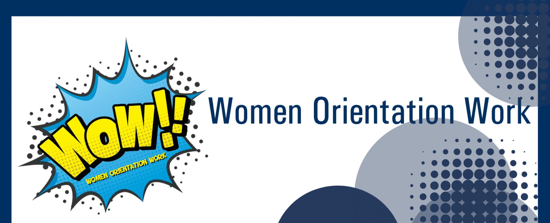 05.10.2021 - W.O.W. Women Orientation Work